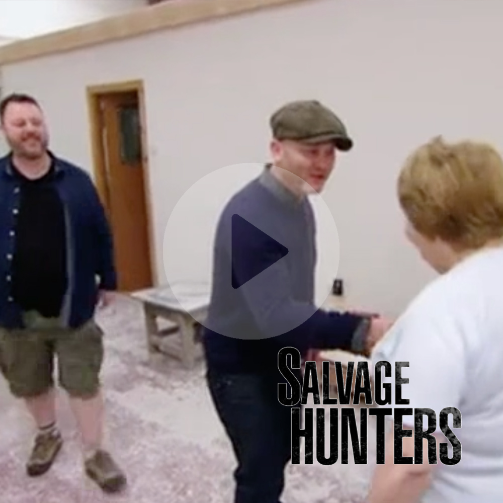 E. Carrara & Sons on Salvage Hunters